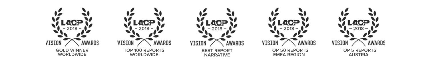 LACP Award Logos