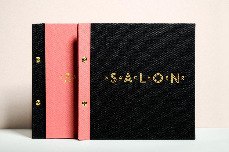 Salon Sacher Corporate Design
