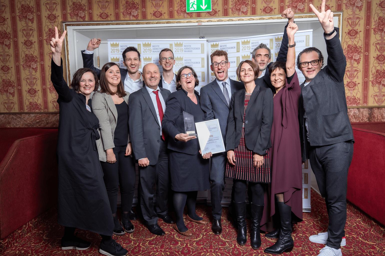 Employer Branding Award 2019 Brainds OEBB