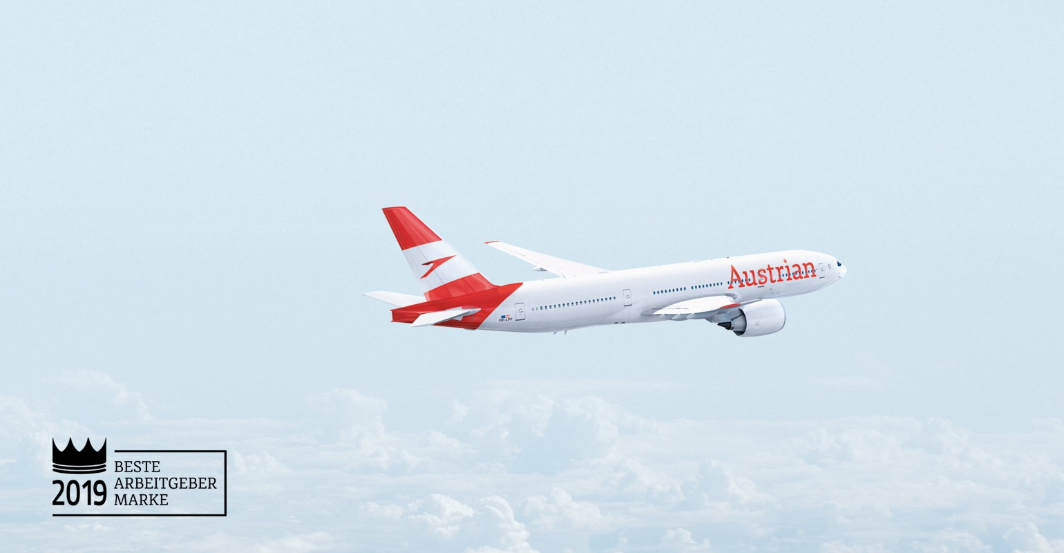 Austrian Airlines Employer Branding
