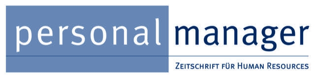 Personal Manager Magazin Logo