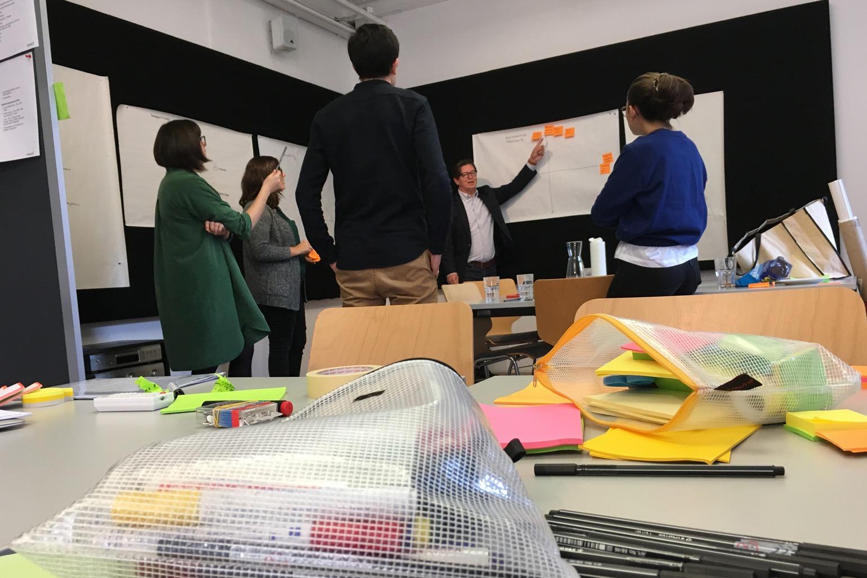 Brainds Praktikum Workshop intern