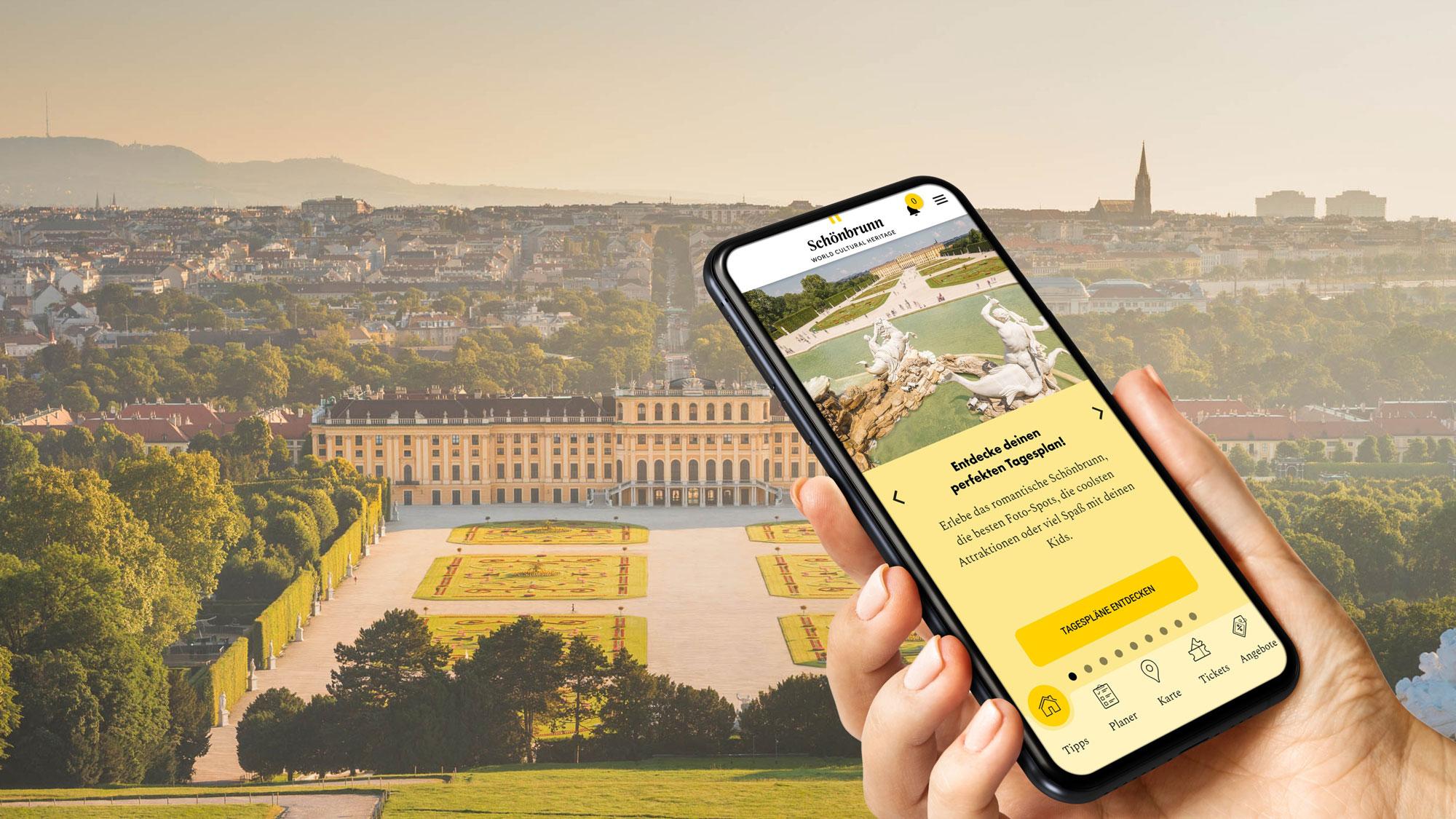 Schoenbrunn App