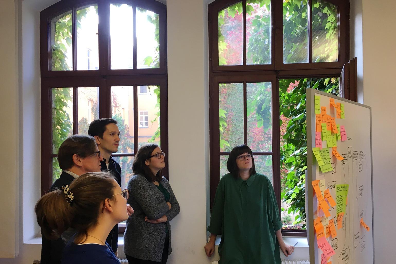 City Branding Linz Strategie Brainds Workshop intern
