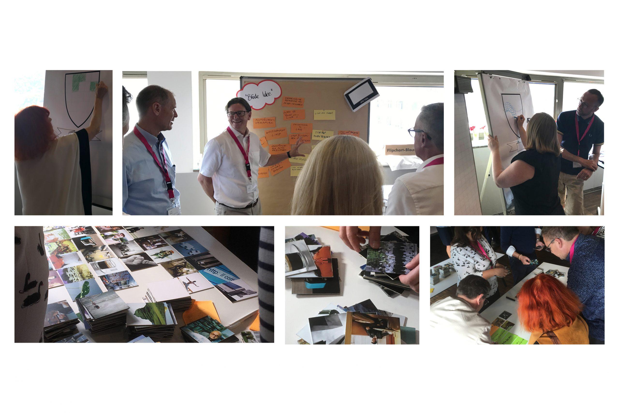 Linz City Branding Workshops Stakeholder
